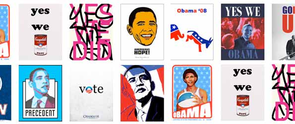 Design - Design for Barack Obama