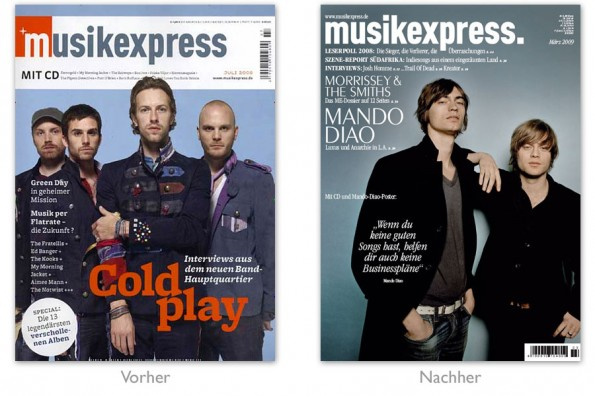 Design - musikexpress.