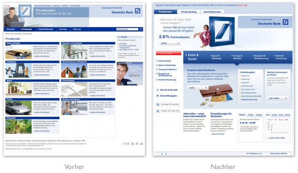Relaunch Deutsche Bank