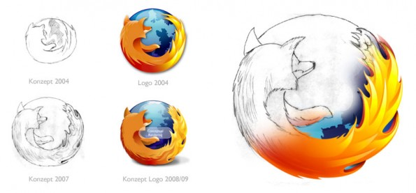 Design - Firefox Logo Artwork 2009