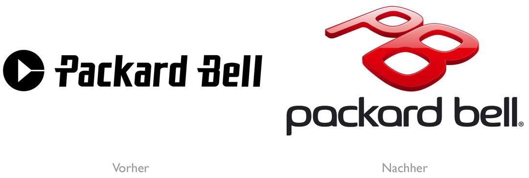 Das neue Packard Bell Logo » DesignBote