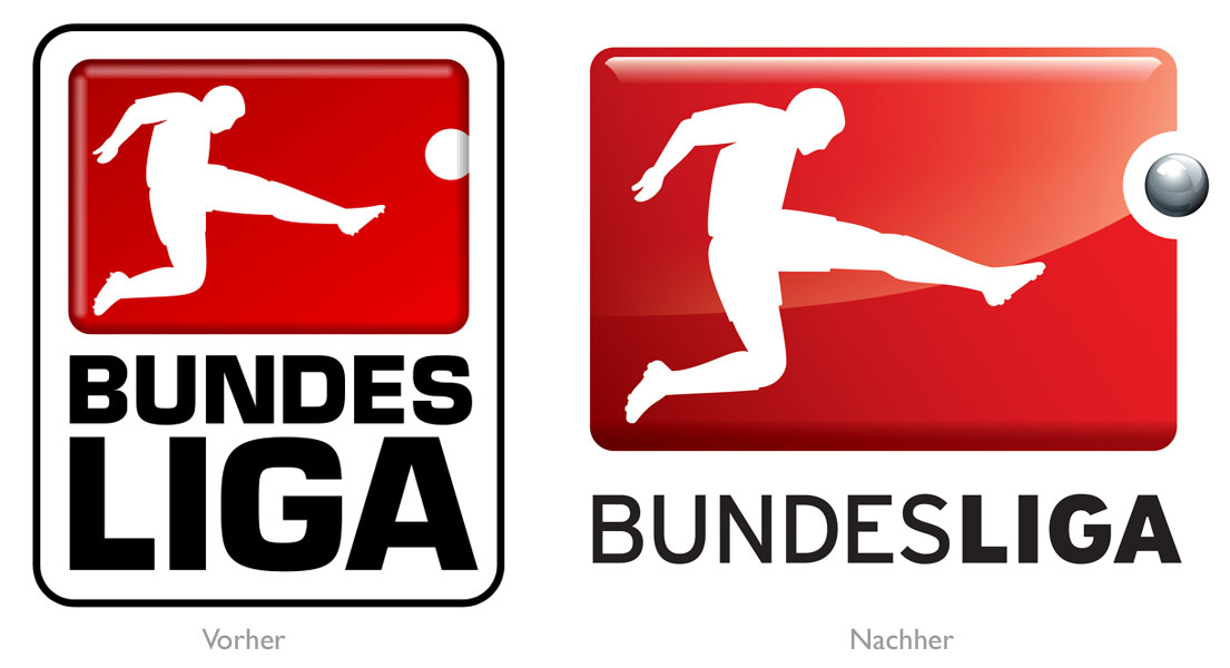 Design - Bundesliga Logo 2010/2011