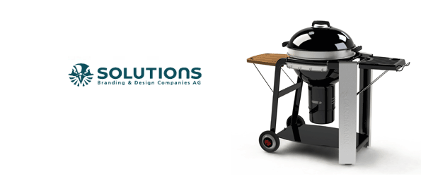 Design - Solutions Kugelgrill